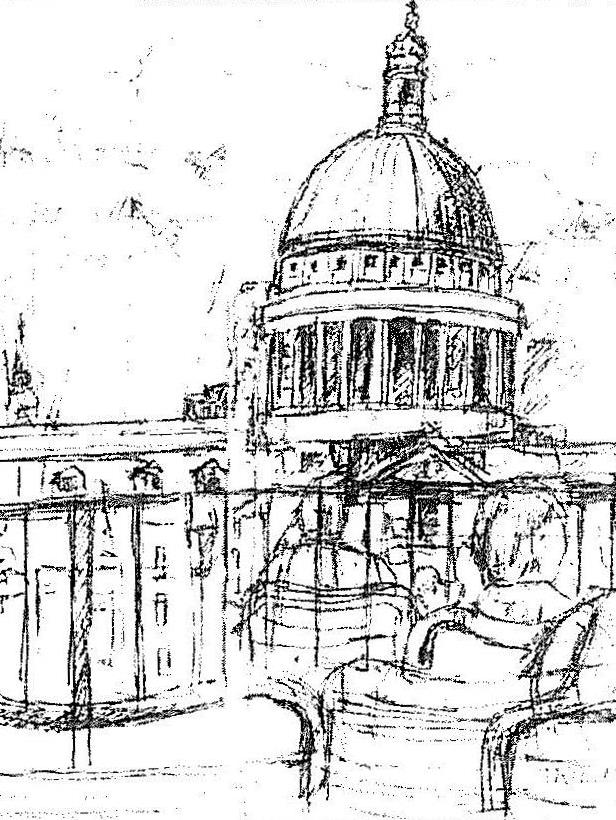 Views of St Paul's